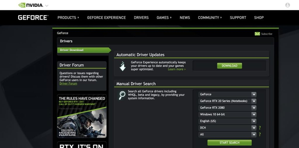 nvidia-geforce-drivers