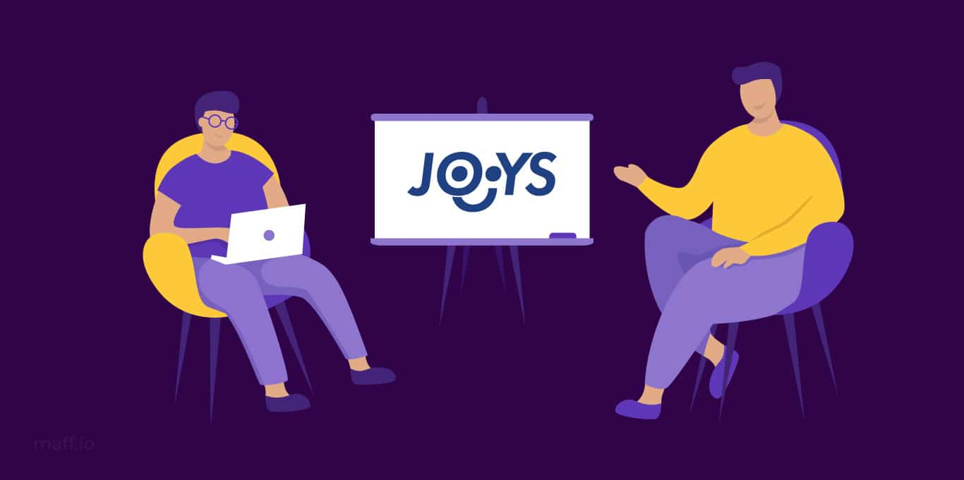Интервью с Joys Digital